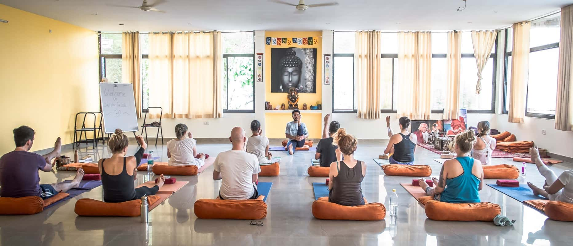 200 Hour Hatha Yoga Teacher Training in India