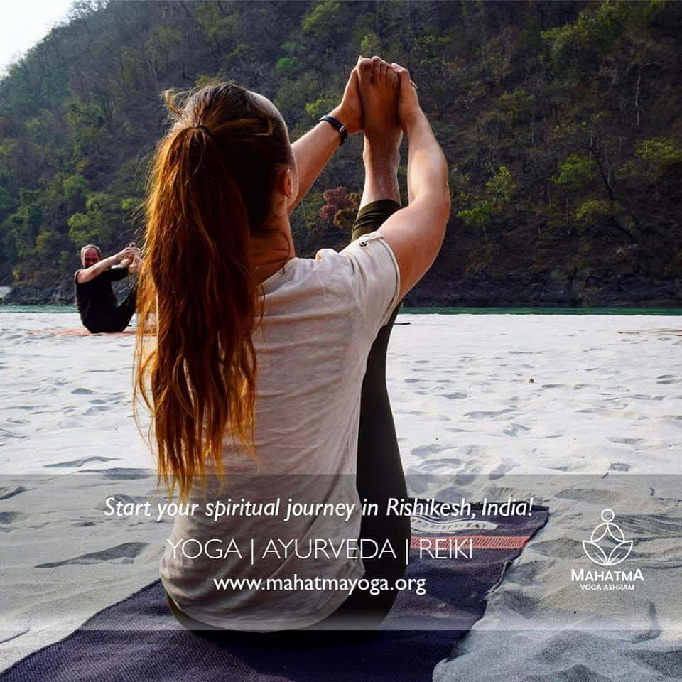 Reiki Course for Beginner - Mahatama Yoga Ashram