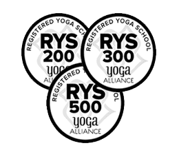 Rys 200, 300, 500 Registered Yoga Alliance Schools