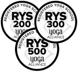 Rys 200, 300, 500 Yoga Alliance in India