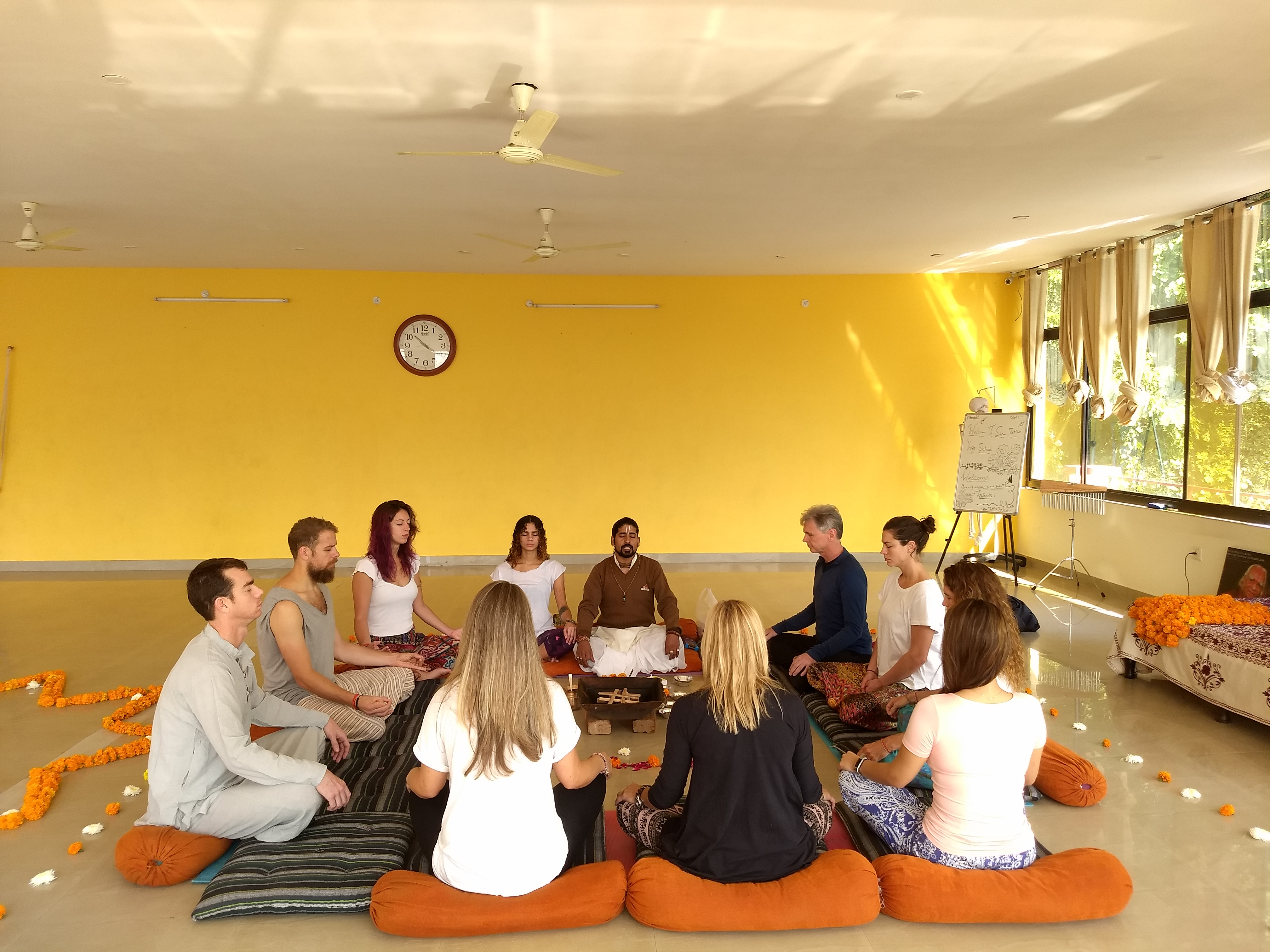 200 Hour Meditation Teacher Training Rishikesh - Starlim India