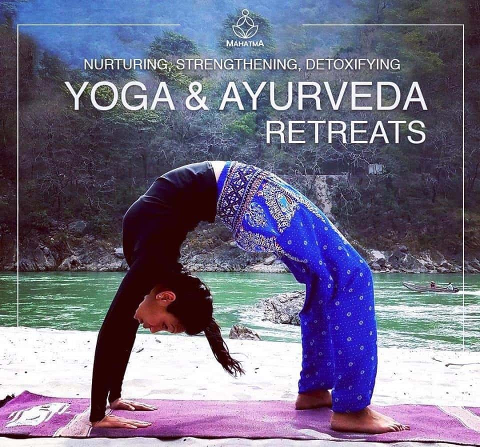 Yoga Retreats india - Mahatma Yoga Ashram Rishikesh